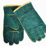 gloves welding wrist